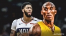 Kobe Bryant speaks out on Lakers trading 3 young stars for Anthony Davis