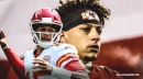 Patrick Mahomes' agent says he wants to spend his career with Chiefs