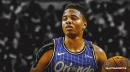 Markelle Fultz says shoulder rehab is 'going great'