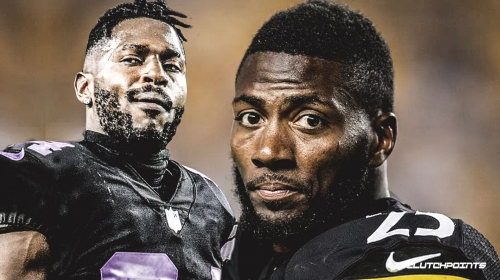 Ryan Clark on why Antonio Brown didn't work out with Steelers
