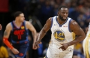 Warriors' Draymond Green shares his gripes on Spurs-T-Wolves back-to-back