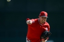 Trevor Cahill will start opening day for the Angels