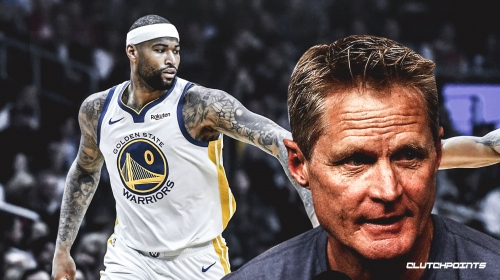 Warriors coach Steve Kerr expects DeMarcus Cousins to return Thursday against Pacers