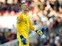 Steve Harper urges Bailey Peacock-Farrell to follow Jordan Pickford's example
