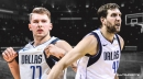 Video: Mavs' Luka Doncic admits it will be tough to pass Dirk Nowitzki on all-time scoring list, but not impossible