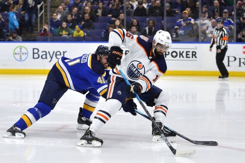 Oilers at Blues GameDay Thread: Tarasenko back together with O'Reilly and Schenn