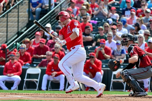 Mike Trout and the Angels just saved us from ourselves