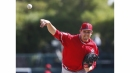 Angels pick Trevor Cahill for Opening Day start