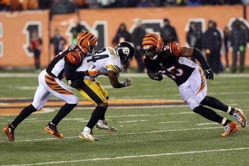 Vontaze Burfict says he is not a dirty player 'you can't go out there and play patty cake'