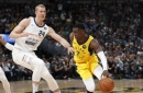 Injured Collison to miss 1st game after 71 starts for Pacers