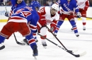 Howard Stands Tall in New York as Red Wings Edge Rangers 3-2