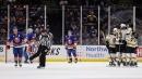 Kuraly, Rask lead Bruins to shutout win over Islanders