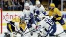 Pekka Rinne, Predators shutout reeling Maple Leafs