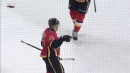 Flames' Gaudreau scores 35th of season with snipe on Bobrovsky