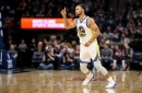 Warriors bounce back with win over Wolves