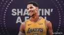 Video: Josh Hart's unexplained sequence for Lakers makes a case for Shaqtin' A Fool