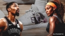 Nets' Spencer Dinwiddie honors Serena Williams with shoes, tennis star reacts