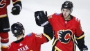 Flames strengthen hold atop division with win over Blue Jackets