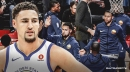 Klay Thompson thinks Warriors will 'definitely' be in the Finals if they keep 'phenomenal' turnover ratio