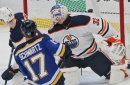 Blues show some firepower in win over Oilers