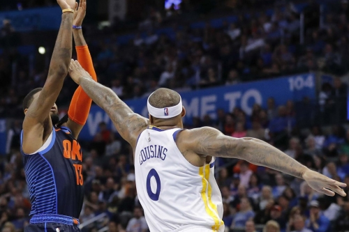 Explain One Play: DeMarcus Cousins Shuts Down Critics & Thunder