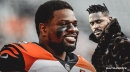 Vontaze Burfict not worried about playing on same team as Antonio Brown