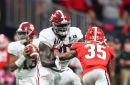 2019 Alabama Crimson Tide Spring Football: Changing Faces of the Offensive Line