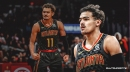 Hawks' Trae Young has 2nd most 20-point, 10-assist games for a rookie over the last 50 years
