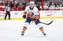 New York Islanders Valtteri Filppula And Cal Clutterbuck Left Game Injured