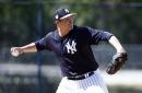 Yankees vs. Astros: Jonathan Holder vs. Wade Miley