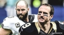 Saints QB Drew Brees is 'going to miss' playing with Max Unger