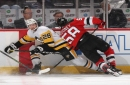 Hits just keep on coming for Penguins defensemen