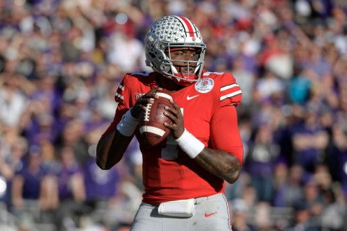 Raiders to have pre-draft visit with QB Dwayne Haskins