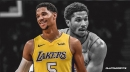 Lakers' Josh Hart will meet with doctors this week about knee injury