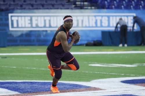 Dolphins attend Ohio State Pro Day, have meeting with Dwayne Haskins scheduled