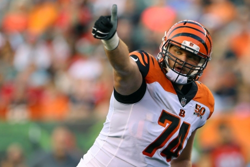 NFL Free Agency: Former Bengals OT Jake Fisher to work out for the Redskins tomorrow