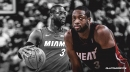 Heat star Dwyane Wade says 'a lot of hard work' was put in to get off the maintenance program he used to play under