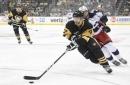 Penguins call up prospect Adam Johnson