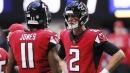 Dimitroff gives update on Jones, Jarrett contract situations