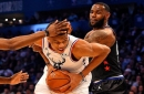 Bucks' Giannis Antetokounmpo Calls Lakers' LeBron James 'One Of My Role Models'
