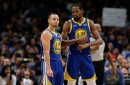 The NBA set a 50-point record and the Warriors are at the heart of it