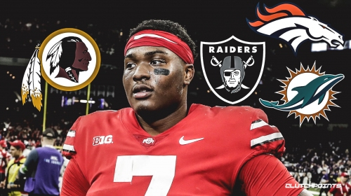NFL Draft prospect Dwayne Haskins set to meet with Broncos, Raiders, Dolphins, and Redskins