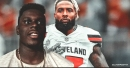 David Njoku discusses Browns' trade for Odell Beckham Jr.