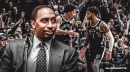 Stephen A. Smith says it's time to start paying attention to Nets