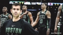 Brad Stevens says his 'eyes' tell him Celtics' defense is doing worse than the numbers say
