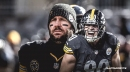 Steelers center Maurkice Pouncey sticks up for Ben Roethlisberger