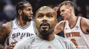 Tim Hardaway Sr. compares Kristaps Porzingis' situation with Knicks to Kawhi Leonard with Spurs