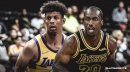 Report: Lakers not giving Andre Ingram another 10-day contract, will sign Scott Machado