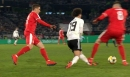Leroy Sane gives injury update after being victim of horror tackle in Germany v Serbia