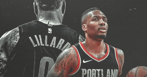 Blazers' Damian Lillard says he is 'one of the best players in the NBA'